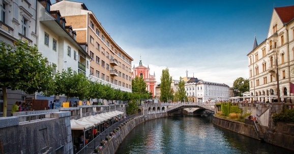 Cost of living in Ljubljana (Slovenia)